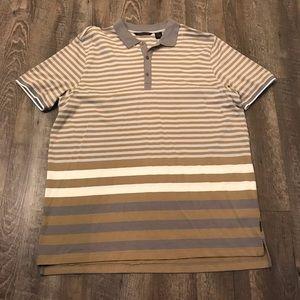 Men_Sean John polo shirt-Size 4XL